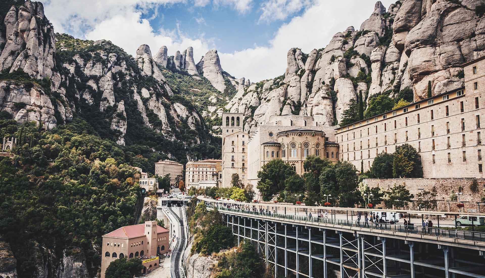 monestir de montserrat viatges mestres