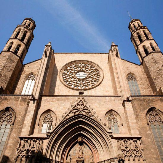 basilica santa maria del mar barcelona viatges mestres