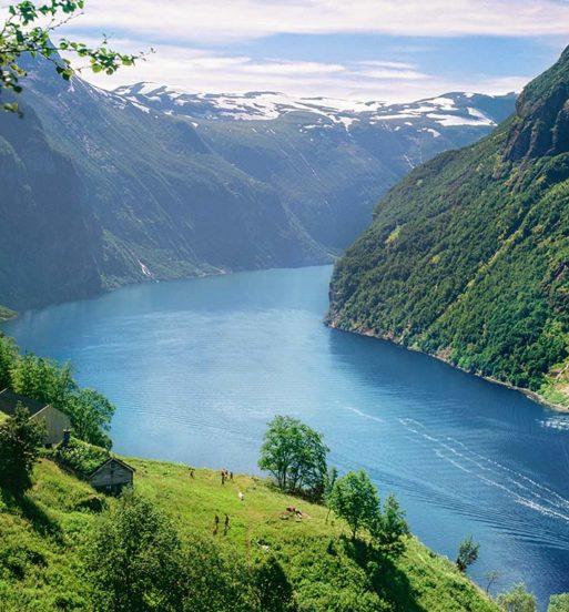 fiords noruecs