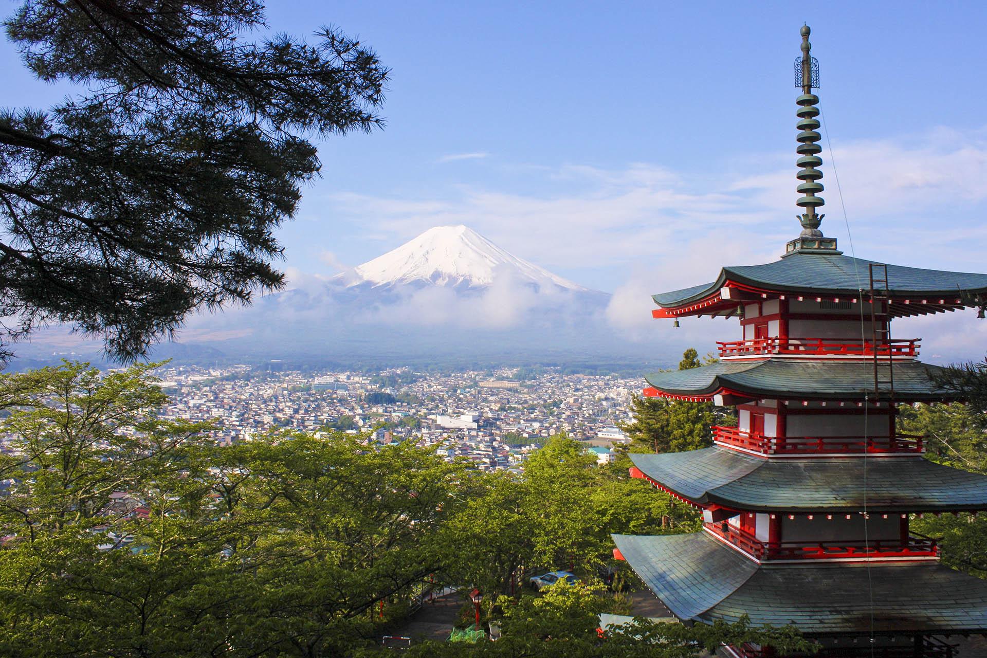 mont fuji japó