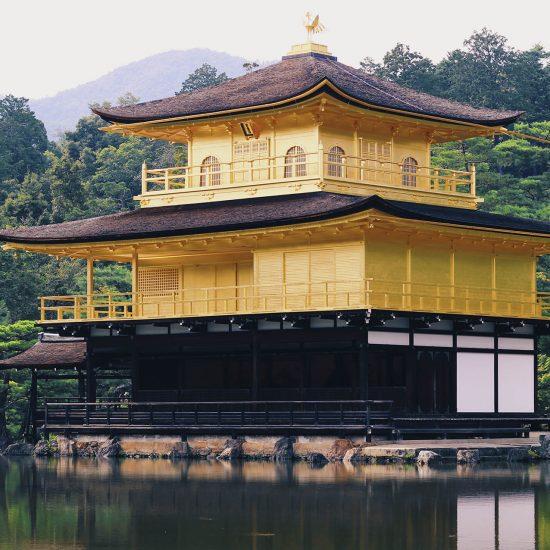 kinkajuji kyoto, japó