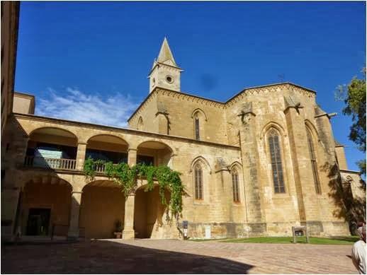 monestir avellanes viatges mestres
