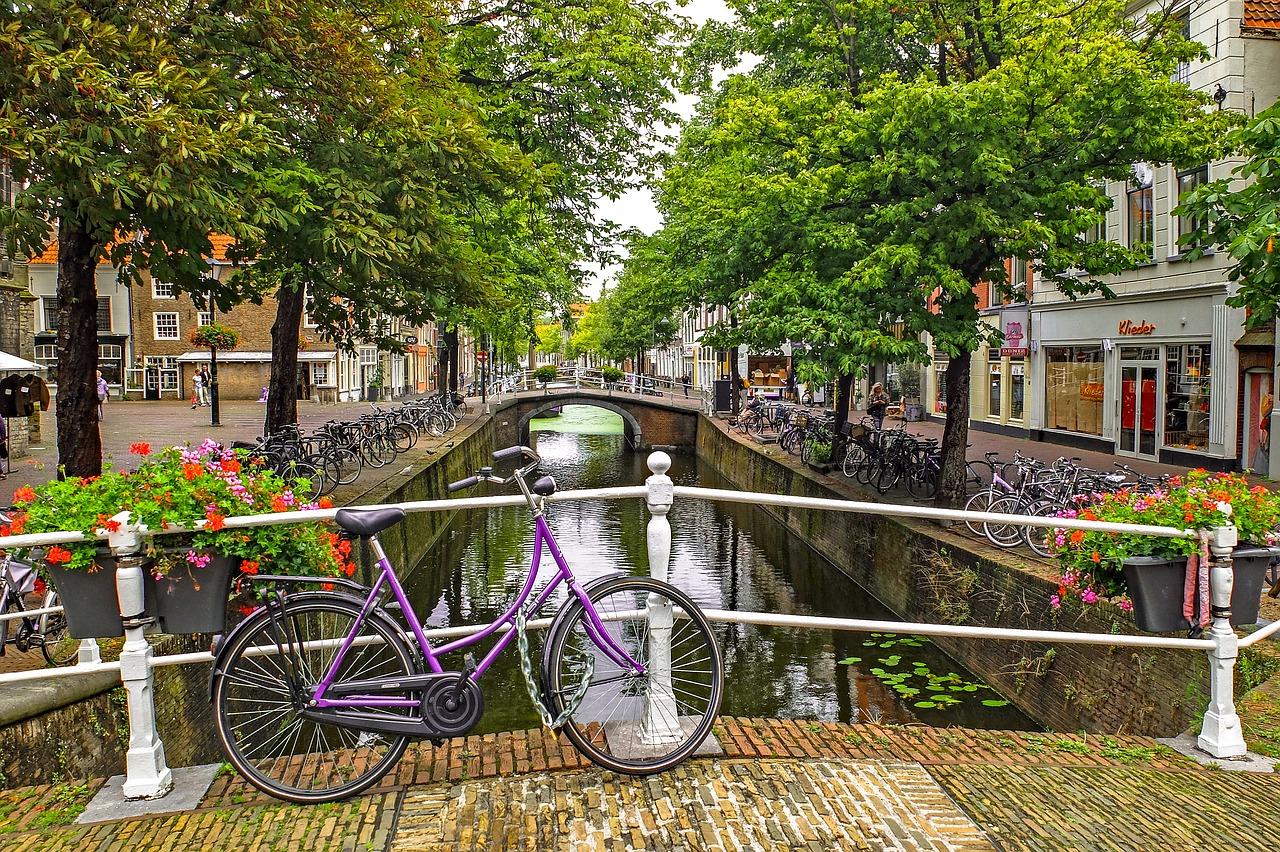 canal holanda