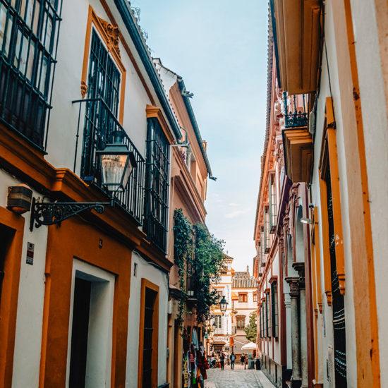 carrers sevilla andalusia