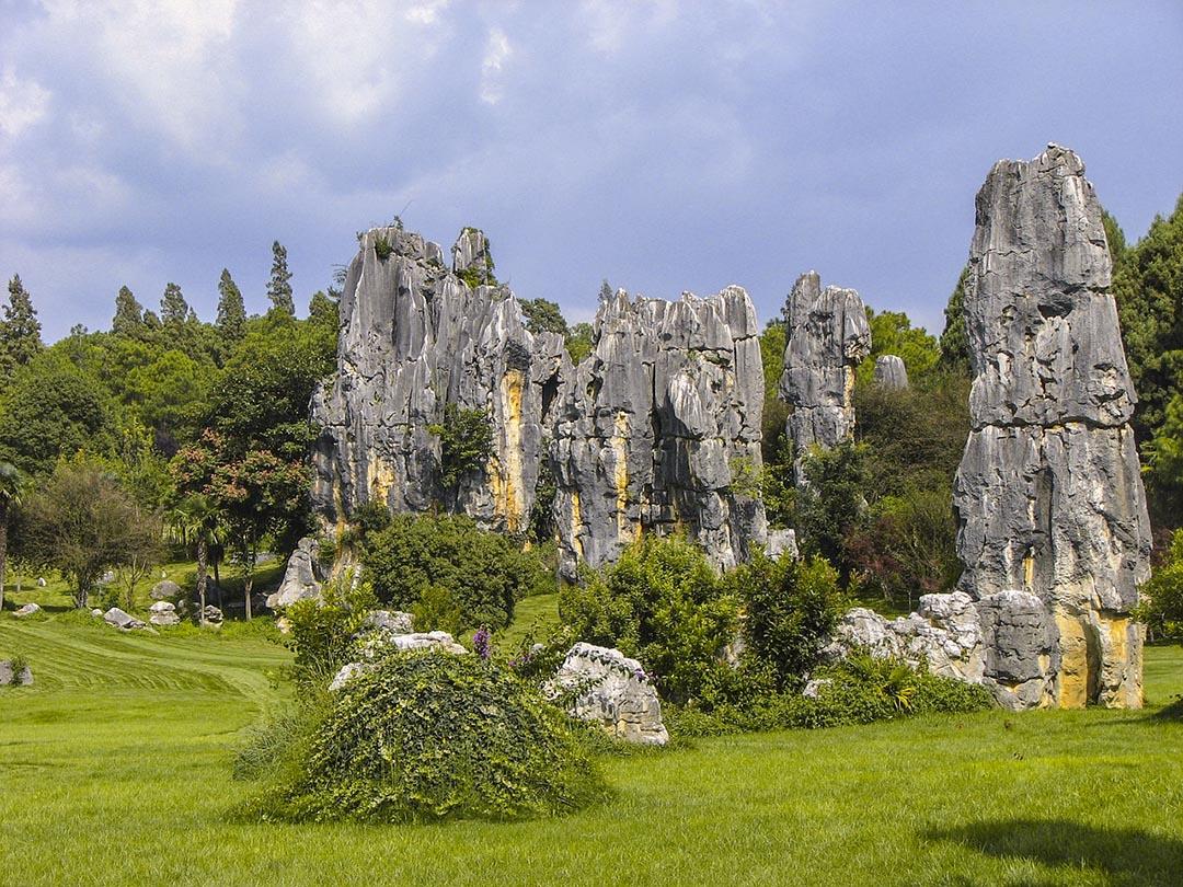 Shilin o Bosc de Pedra