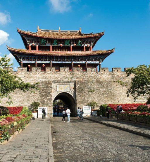 yunnan la xina rural