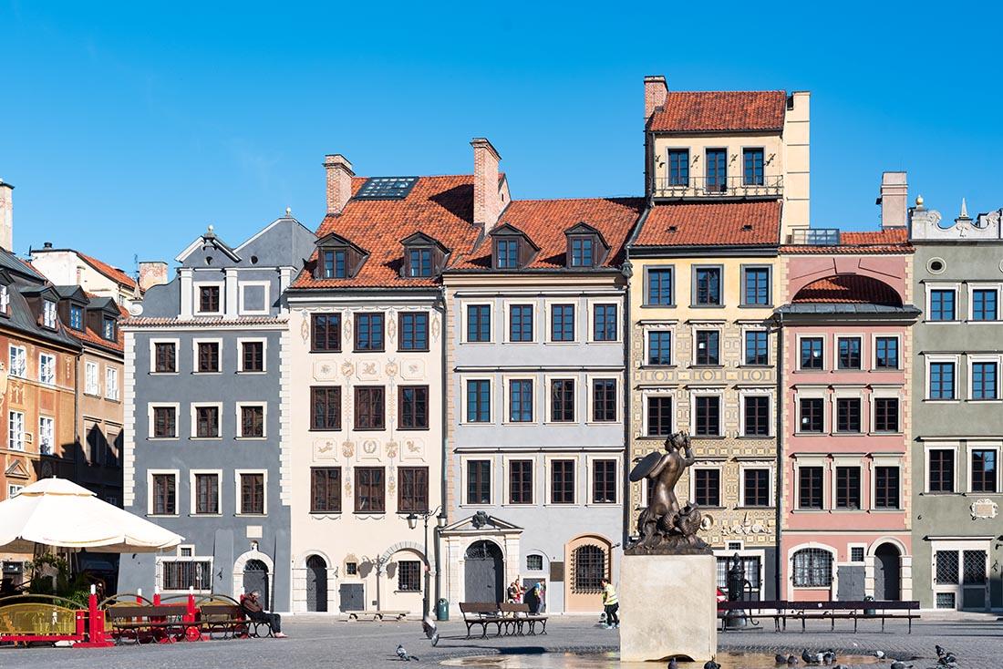 Varsovia polonia