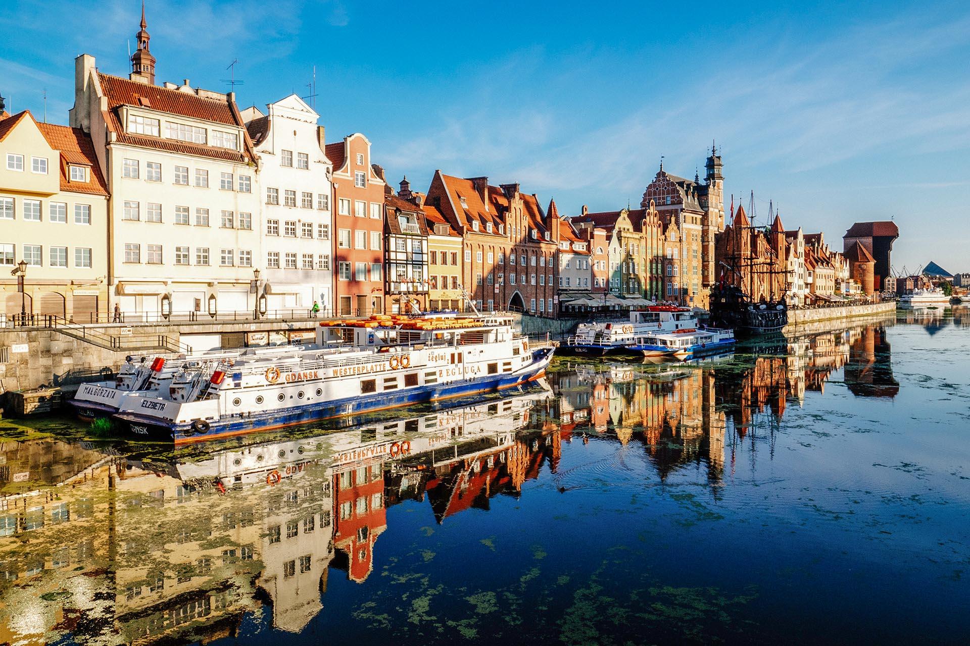 Viatges Mestres Gdansk Polònia