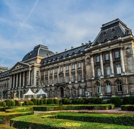 palau reial brusel·les