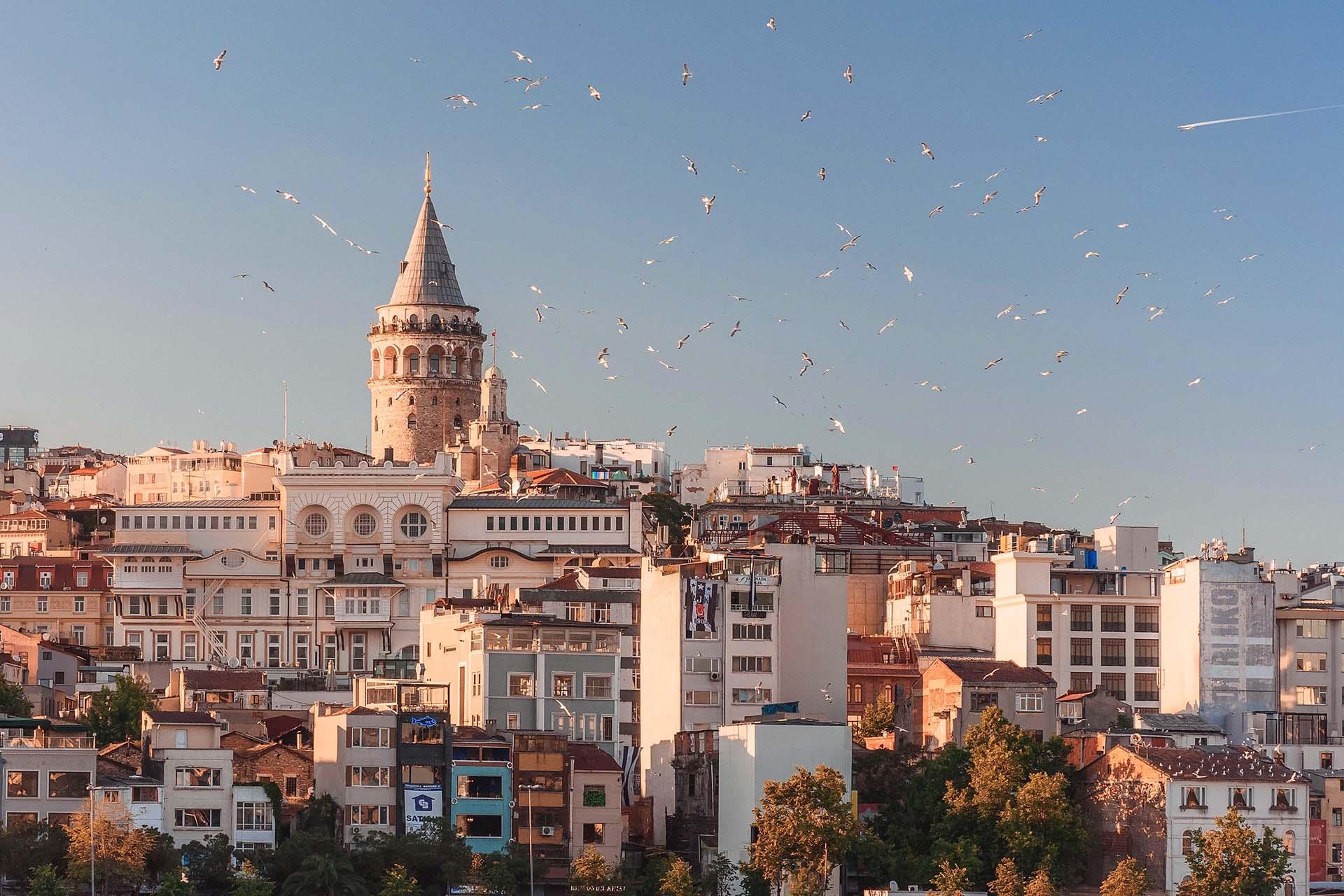 turquia skyline