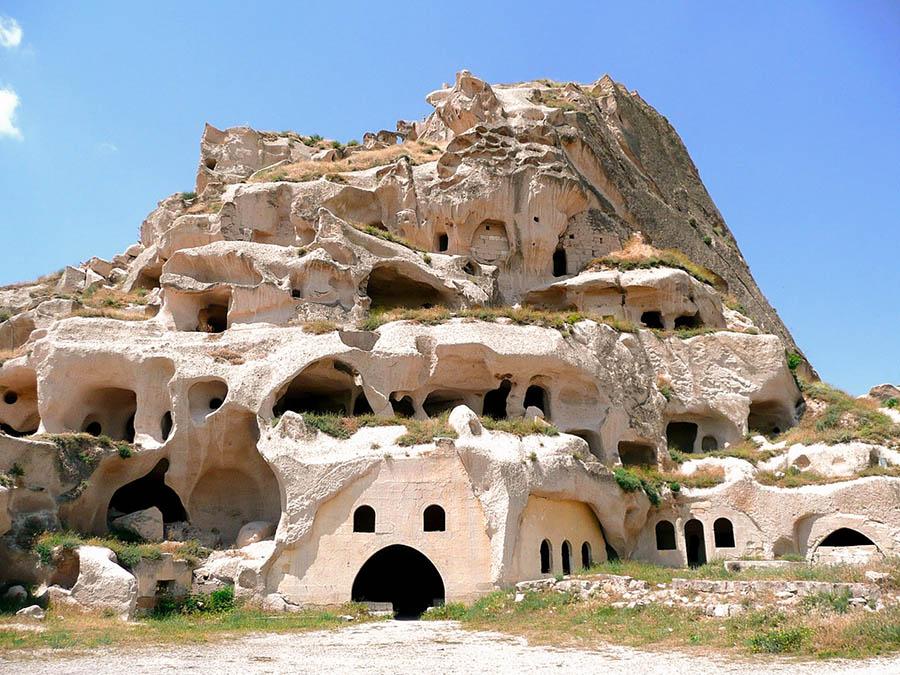 uchisar turquia