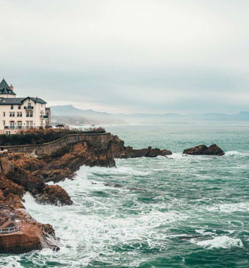 biarritz pais basc francès