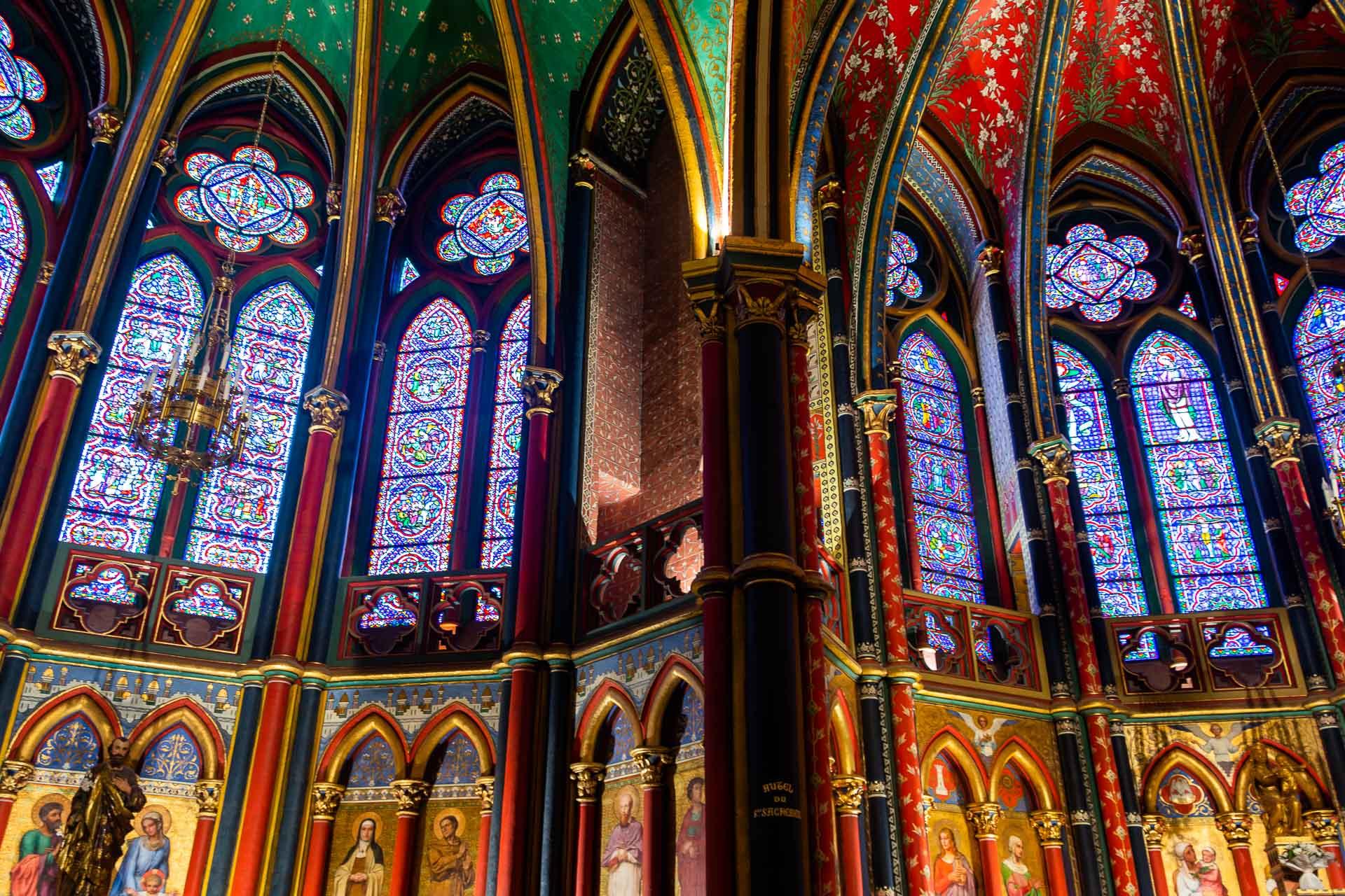 catedral baiona