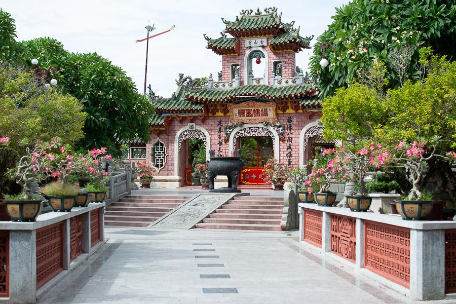 Pagoda Phuc Kien