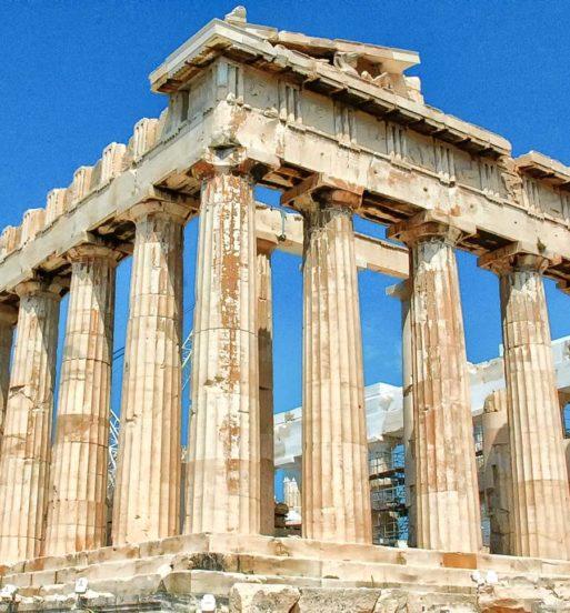 Partenó atenes viatges mestres