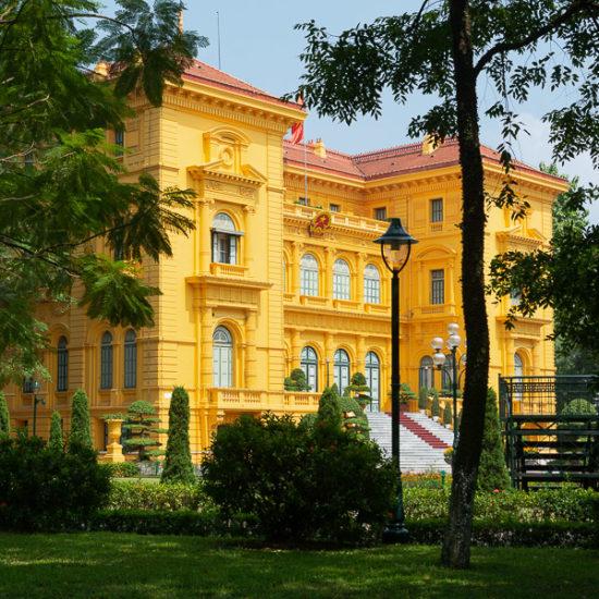 Residència Ho Chi Minh viatges mestres