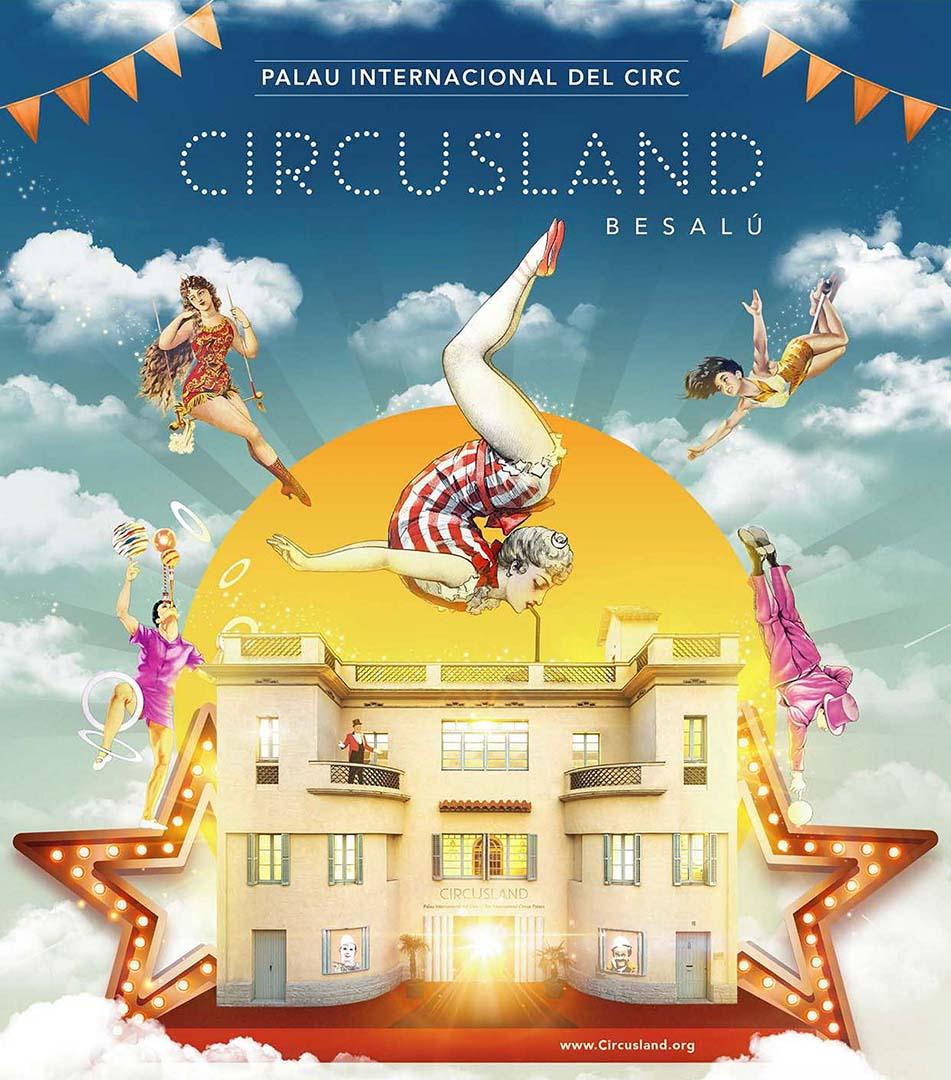 excursió circusland besalú viatges mestres