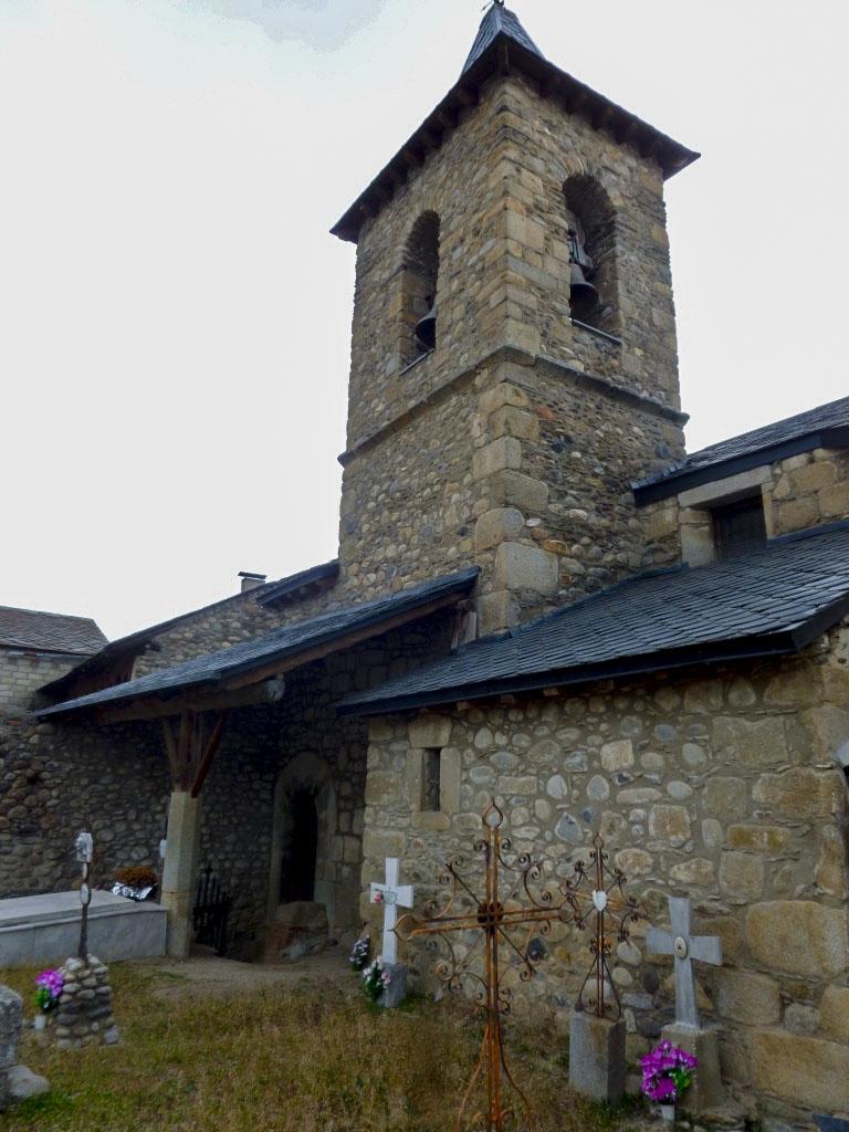 Església de Sant Climent de Talltorta